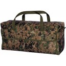 WOODLAND DIGITAL DOUBLE-STRAP GI TYPE DUFFLE BAG