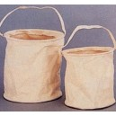 SMALL CANVAS WATER BUCKET