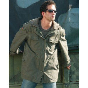 German parka liner new