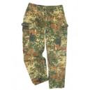 German Khaki Pre-Washed Moleksin Pants New