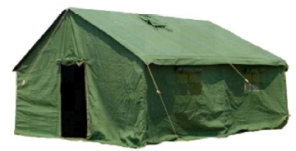MILITARY Tent 16.5' X 16.5'