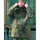 German Flectar Camo Wet Weather Jacket