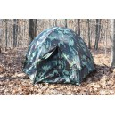 CAMO 3-MAN HEXAGON DOME TENT