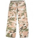 WOMEN'S WOODLAND VINTAGE PARATROOPER FATIGUES