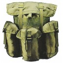 GI TYPE CFP-90 CAMO ACCY PATROL PACK