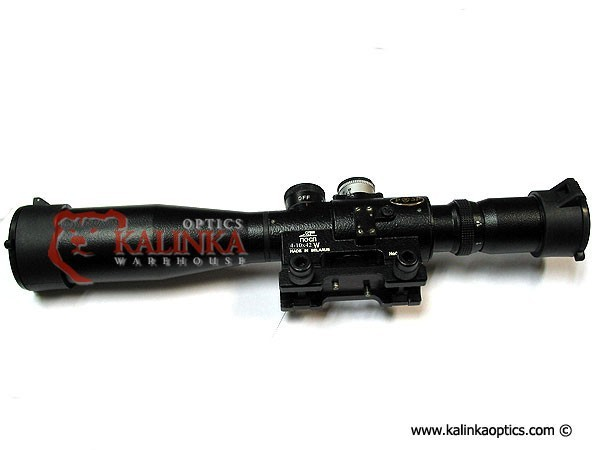 POSP 4-10x42 D VariPOSP Zoom Rifle Scope