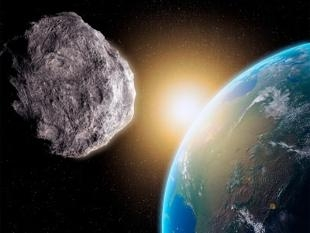 Earth has another close encounter with large asteroid