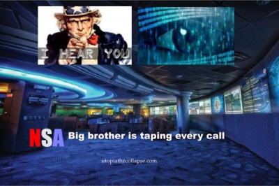 NSA recording all phone calls: can reach back in the past to listen to old calls