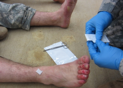 Warrior Wound Care Keeps Warfighters in the Fight