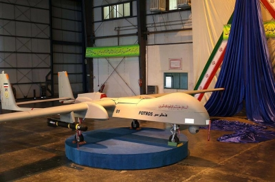 Iran unveils attack drone 'with 2,000 km range,' – capable of hitting any targets in Israel