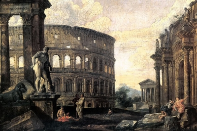 NASA warns wealth inequality could lead to Roman Empire-like collapse of society