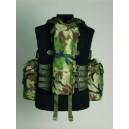 Black Tactical Vest New