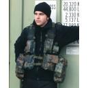 Woodland Camo Tactical Vest New