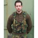 German Flectar Camo Survival Vest Used
