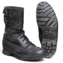 Italian Army White Snow Boots New