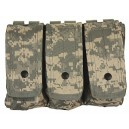9MM Tactical Triple Mag Pouch- Army Digital