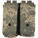 AR-15/AK-47 Triple Mag Pouch- Army Digital